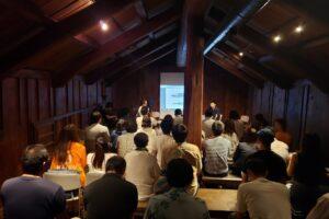 【IDEAS FOR GOOD】四国シェアサミットに代表の加藤が登壇いたしました。