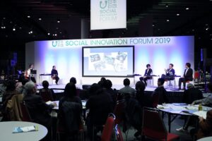 【IDEAS FOR GOOD】代表の加藤が「日本財団ソーシャルイノベーションフォーラム2019」に登壇しました